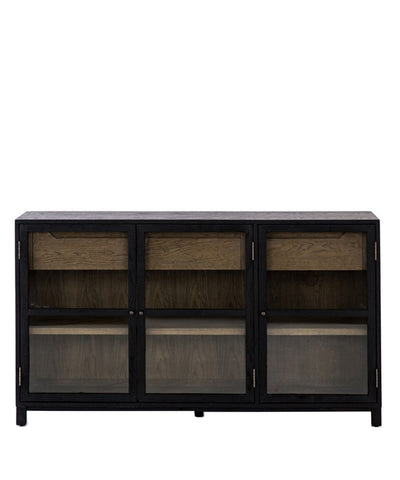 Mel Small Sideboard, Black
