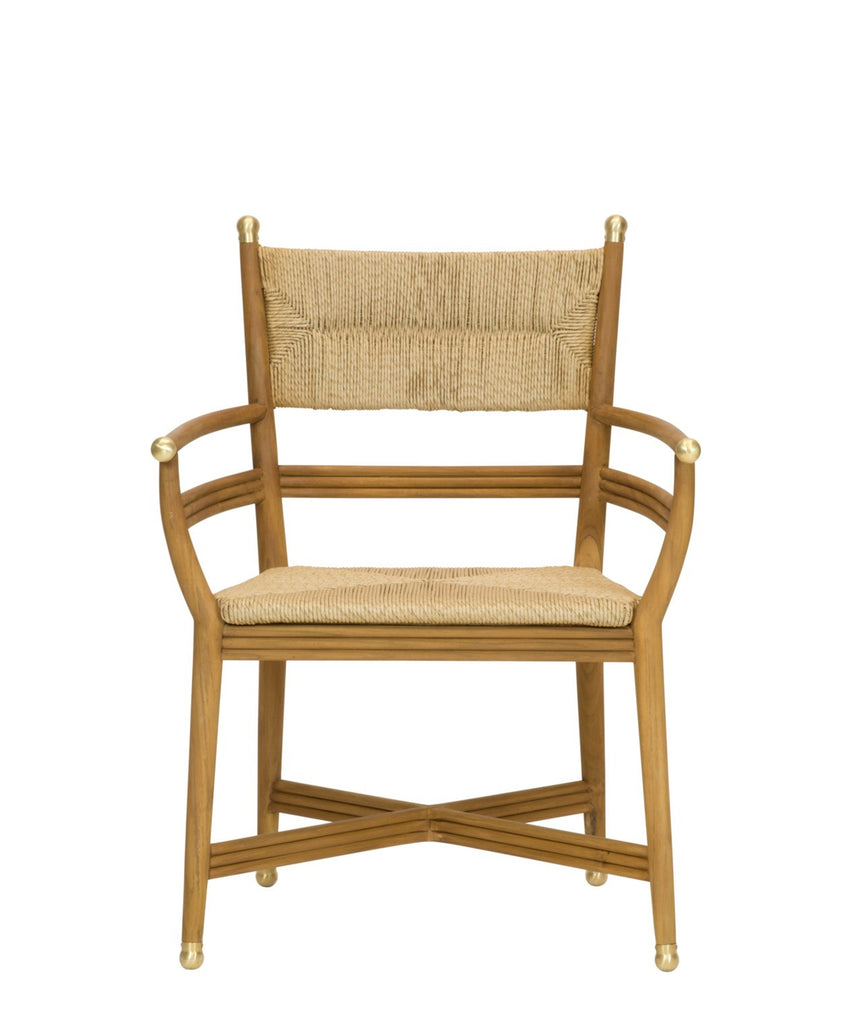 Morris Head Dining Chair, Natural