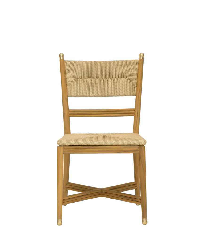 Morris Dining Chair, Natural