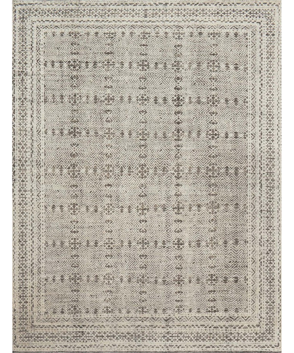 Roots Rug, Gray