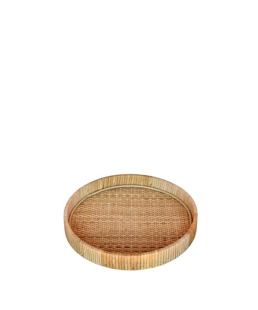 Palmetto Rattan Trays (3 sizes available)