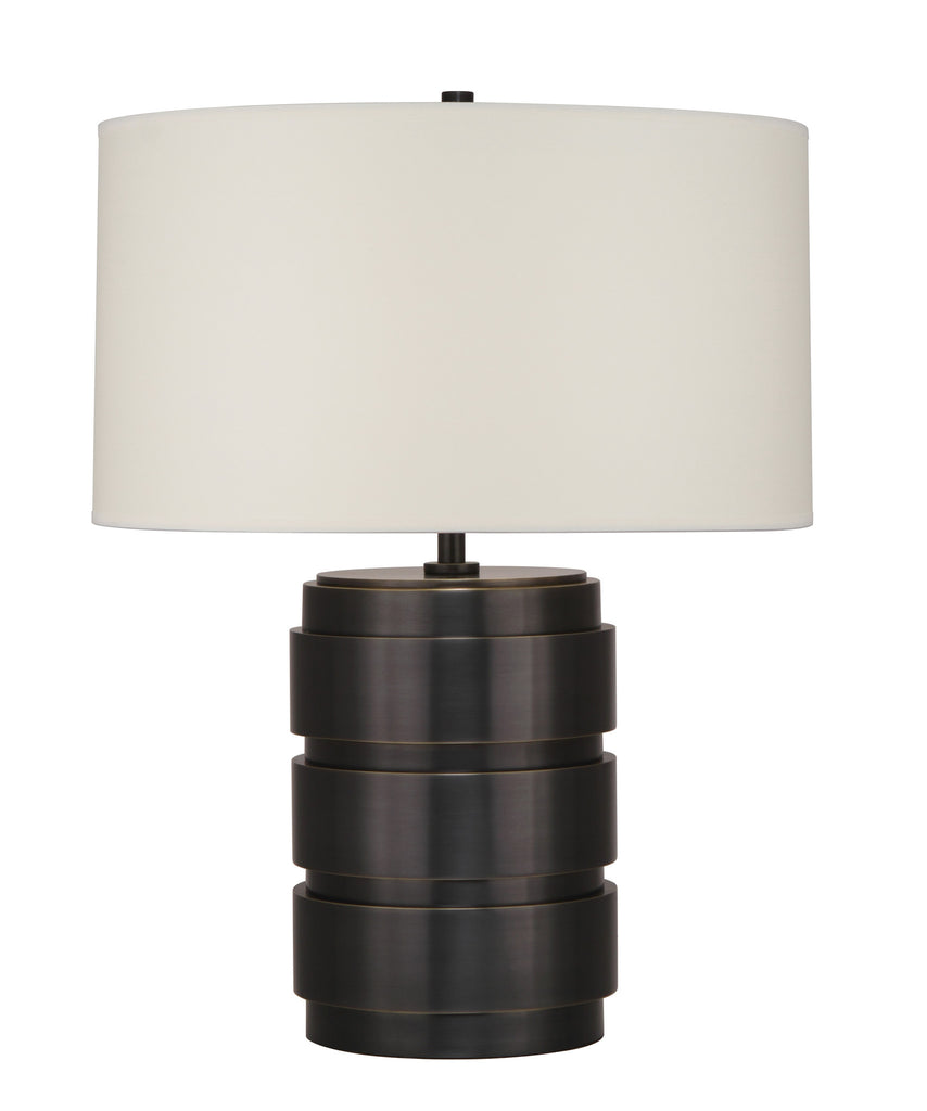Cylindricus Table Lamp, Bronze