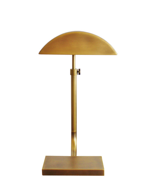 ... Koleman Adjustable Task Lamp, Antique Brass ...