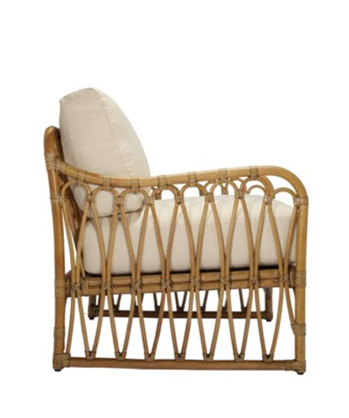 Lacy Rattan Lounge Chair; Lacy Rattan Lounge Chair ...