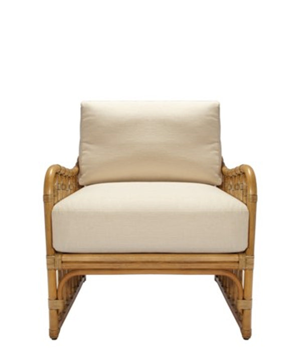 Lacy Rattan Lounge Chair