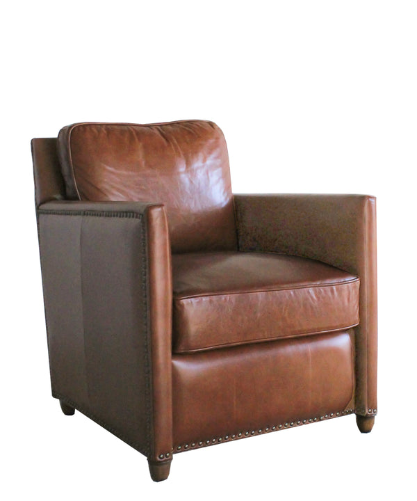 Benjamin Leather Chair