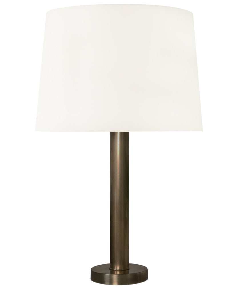 Taft Table Lamp, Bronze