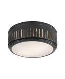 Eden Flush Mount, Medium