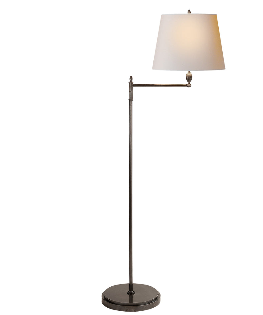 Paulo Floor Lamp, Bronze