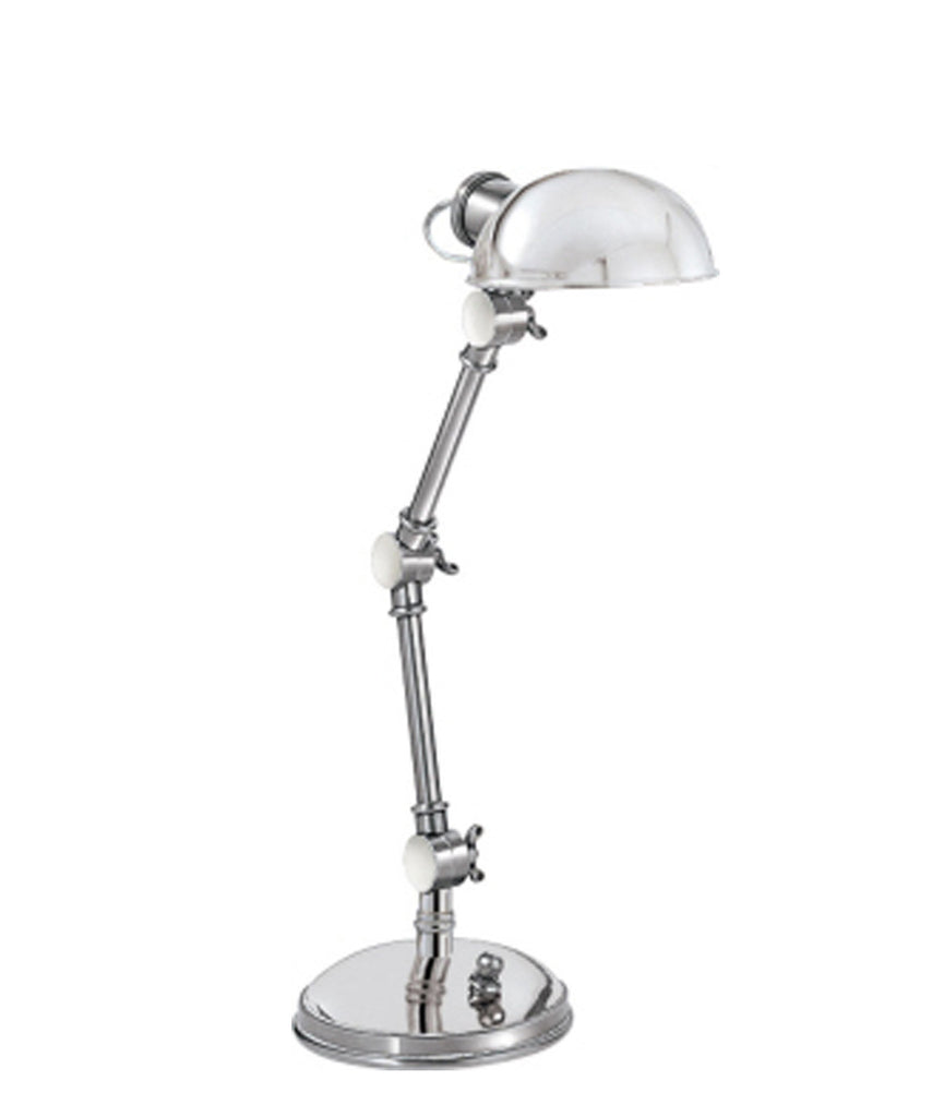 Pixie Lamp in Polished Nickel