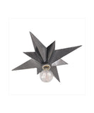 Star Flush Mount Ceiling Fixture