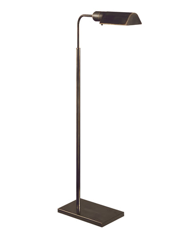 Studio Adjustable Floor Lamp, Bronze