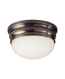 Crown Flush Mount, Medium