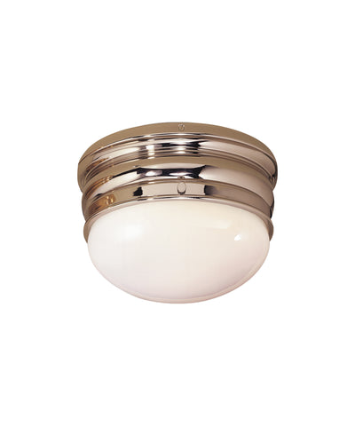Crown Flush Mount, Small