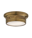 Siena Flush Mount, Small