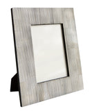 Pinstripe Bone Clad Frame (2 sizes)