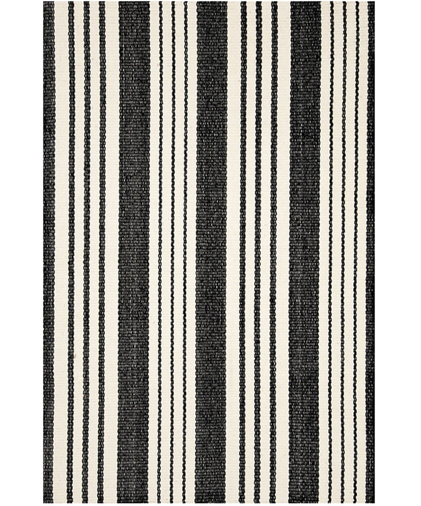 Birmingham Indoor/Outdoor Rug, Black