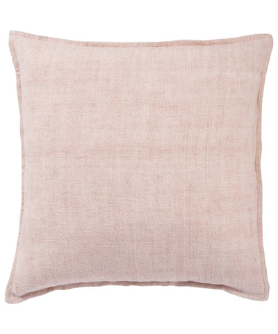 Linen Weave Pillow, Blush