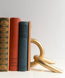 Pair of Gold Chain Bookends