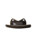 Cleat Wall Hook, Bronze