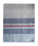 Cabin Wool Throw Blanket, Faribault Woolen Mill Co.