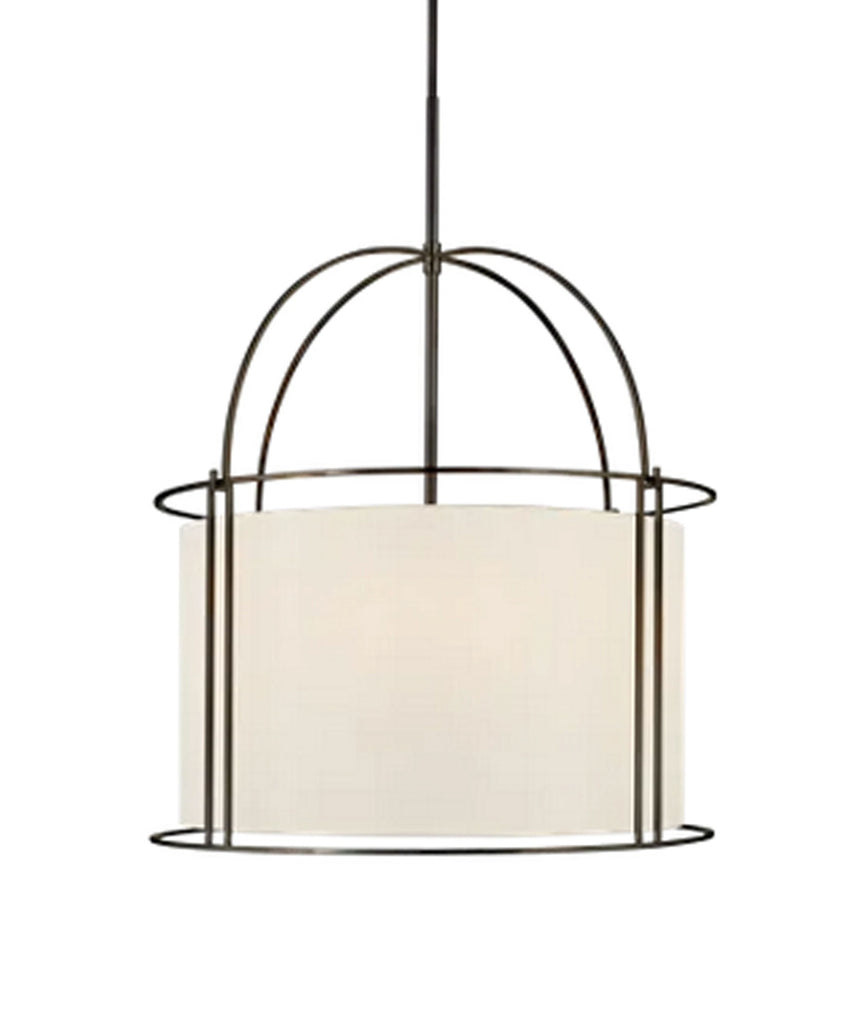 Capitol Wide Lantern, Polished Nickel