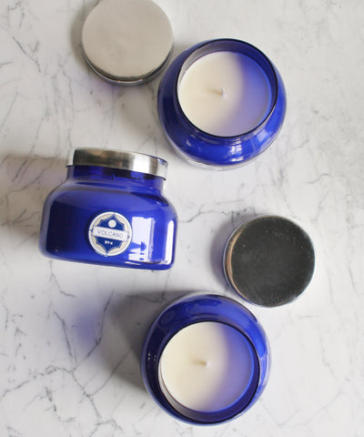 """Volcano"" Signature Capri Blue Jar Candle"