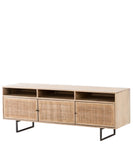 Carmen Media Console, Mango Wood