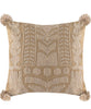 Cayman Stitch Throw Pillow
