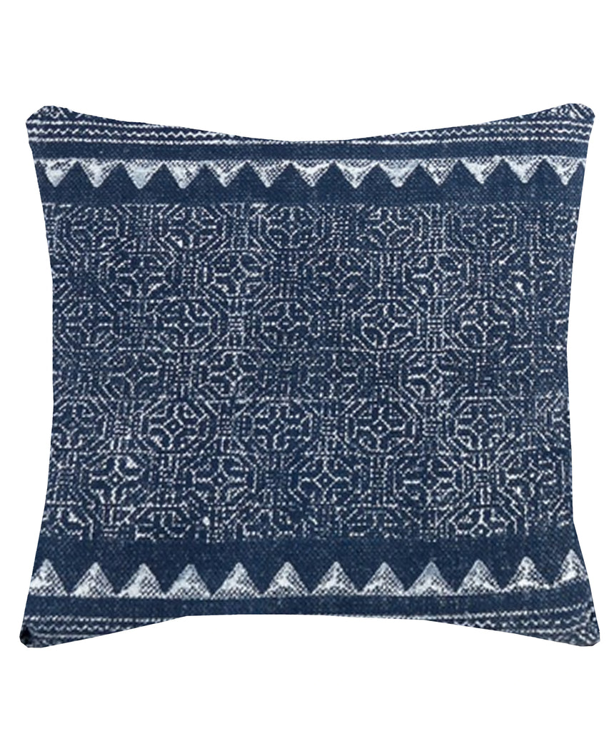 Colbie Indigo Throw Pillow