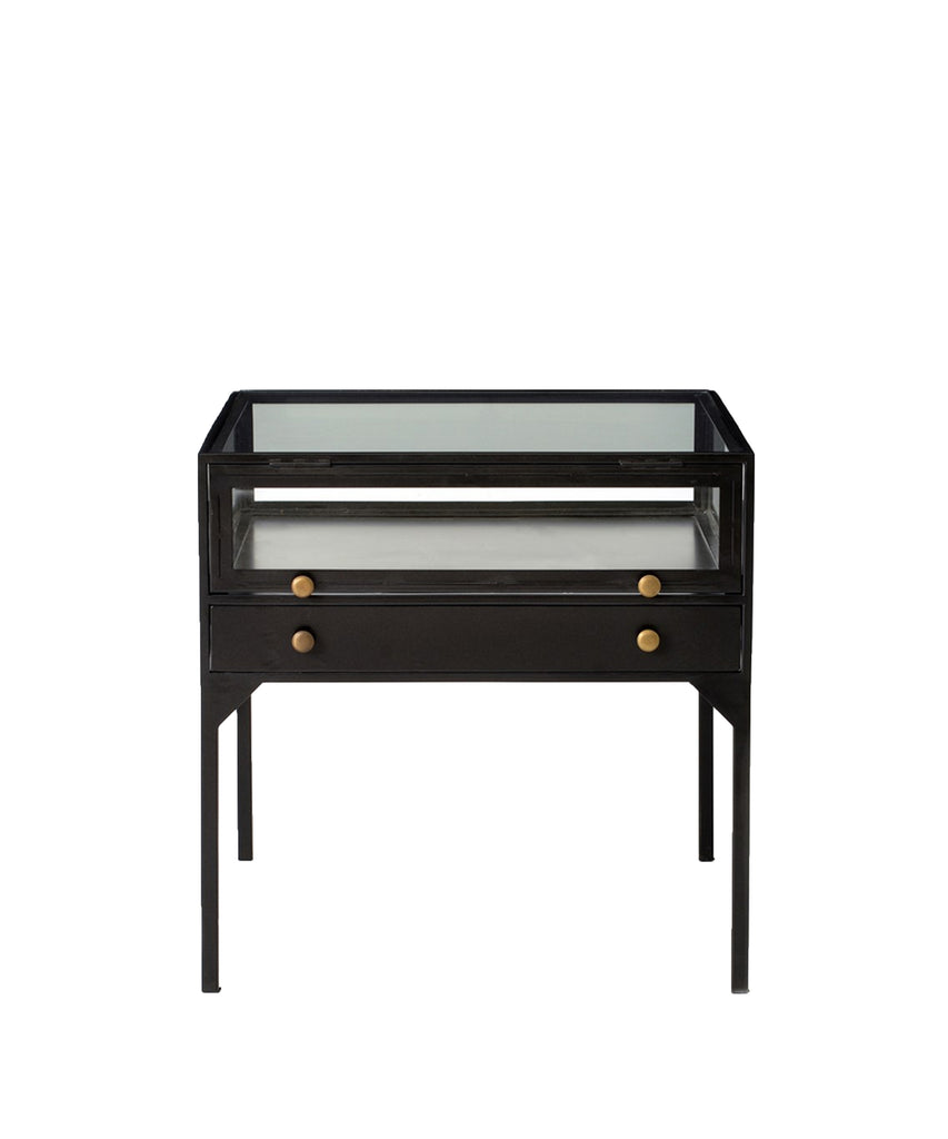 Conservatory Side Table, Black