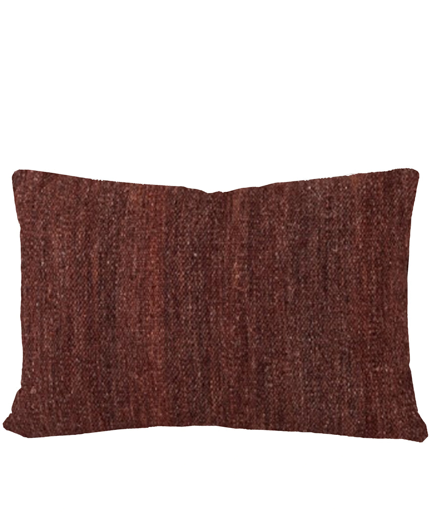 Currant Kilim Lumbar Pillow