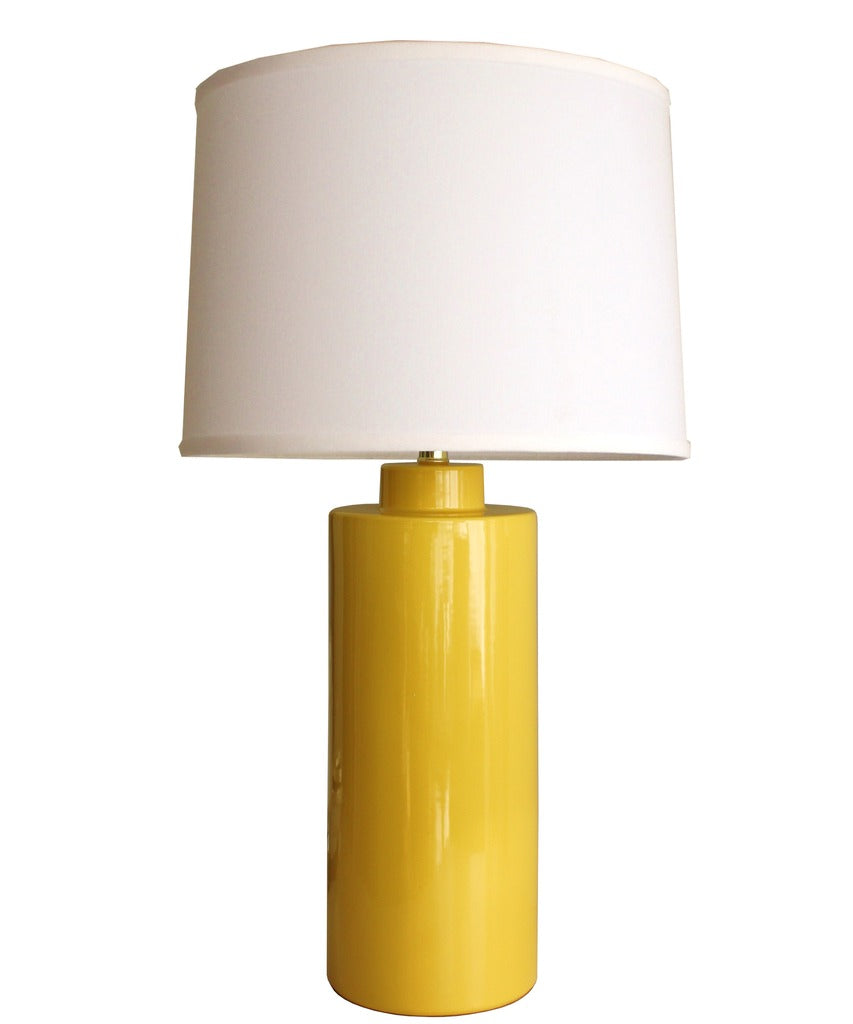 Truman Table Lamp, Sunflower