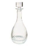 Martin Crystal Teardrop Decanter