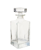 Martin Crystal Square Decanter