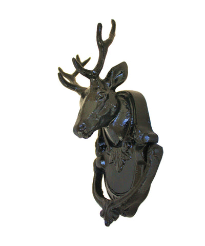 Cast Iron Deer Door Knocker