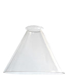 Tapered Glass Shade, 8.75