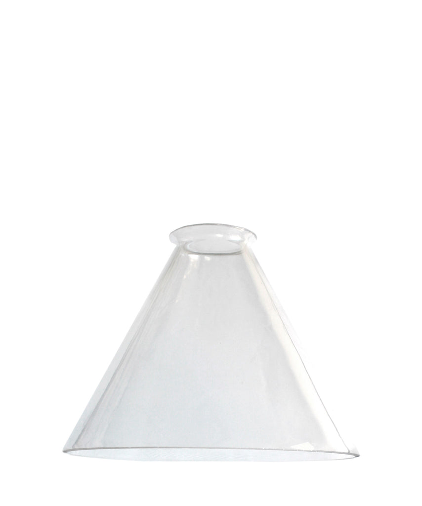 Tapered Glass Shade, Small