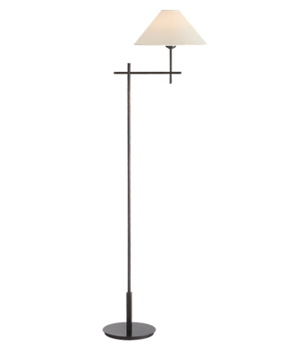Hackney Floor Lamp, Bronze