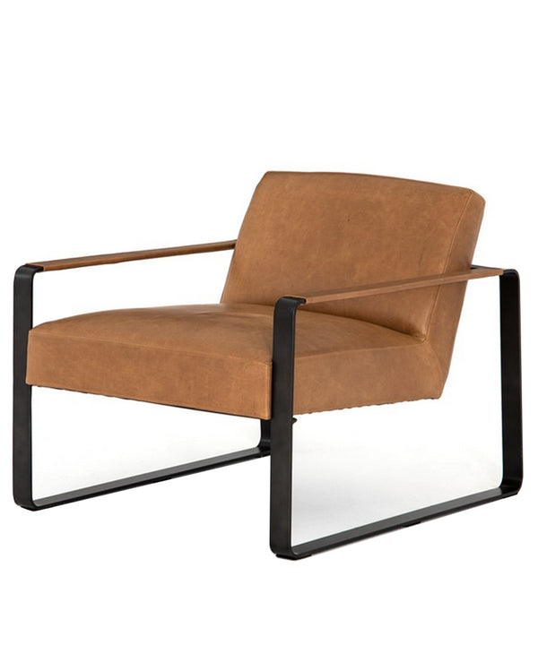 Larson Leather Chair