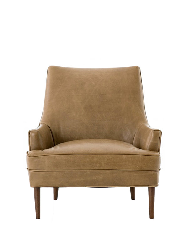 Jamie Leather Chair