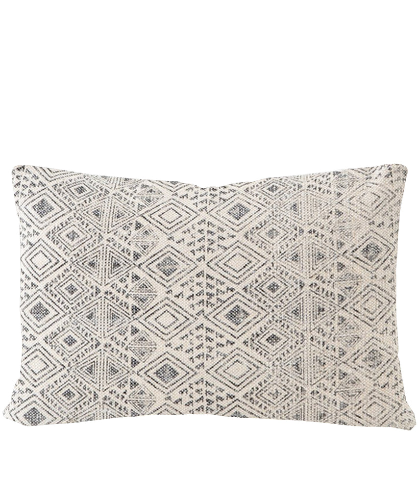 product loloi pillow and black gray chairish silver lumbar
