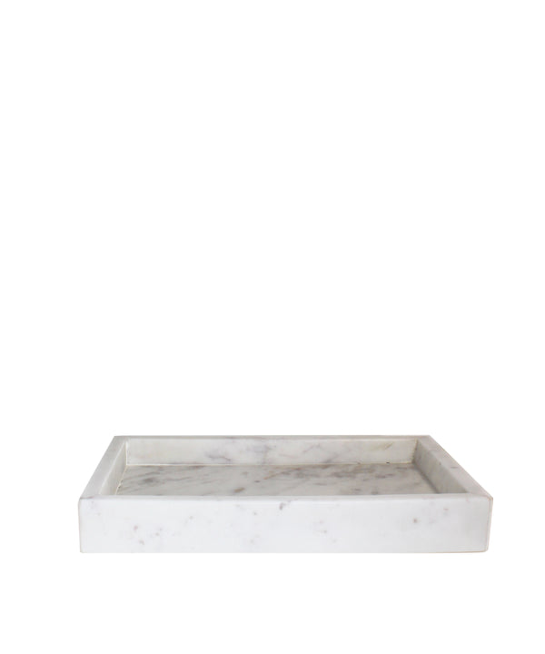 Marble Rectangle Tray
