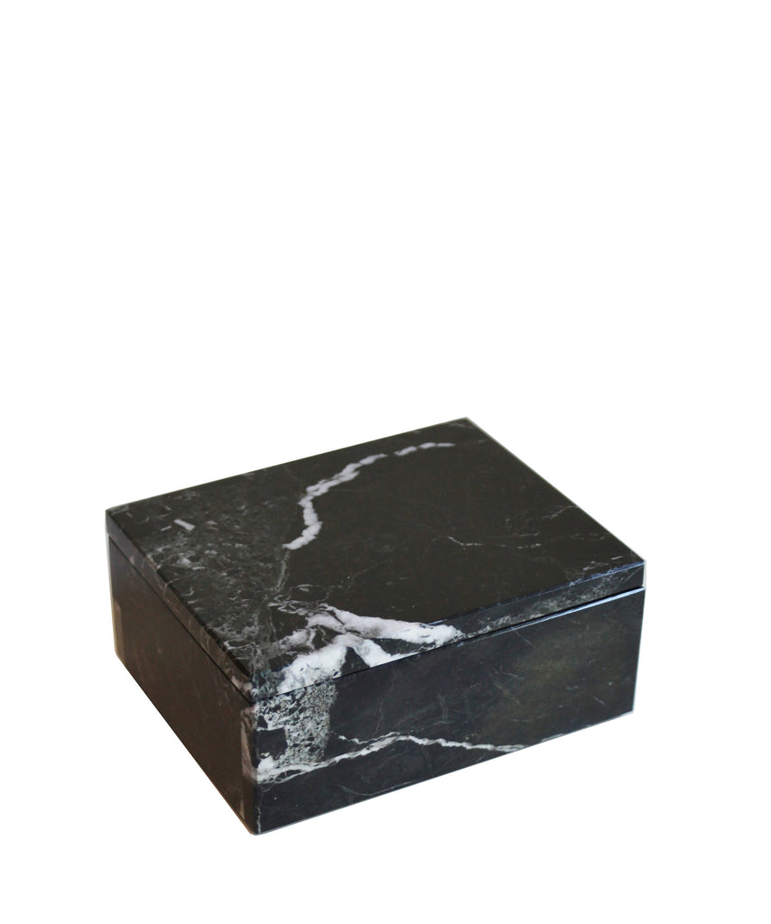 Rectangular Marble Box
