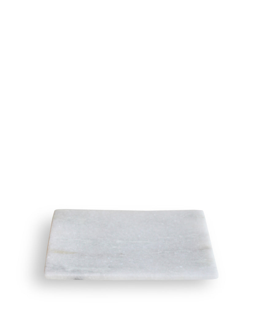 Small White Marble Tray