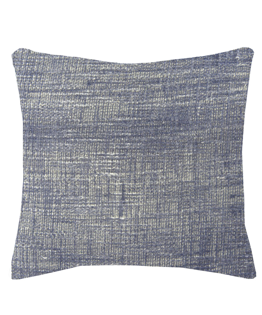 Marlee Fade Throw Pillow, Denim