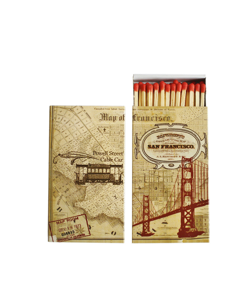 San Francisco Matchbook