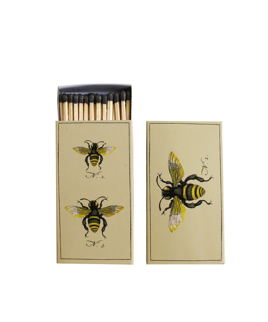 Bumble Bee Matchbook – High Street Market