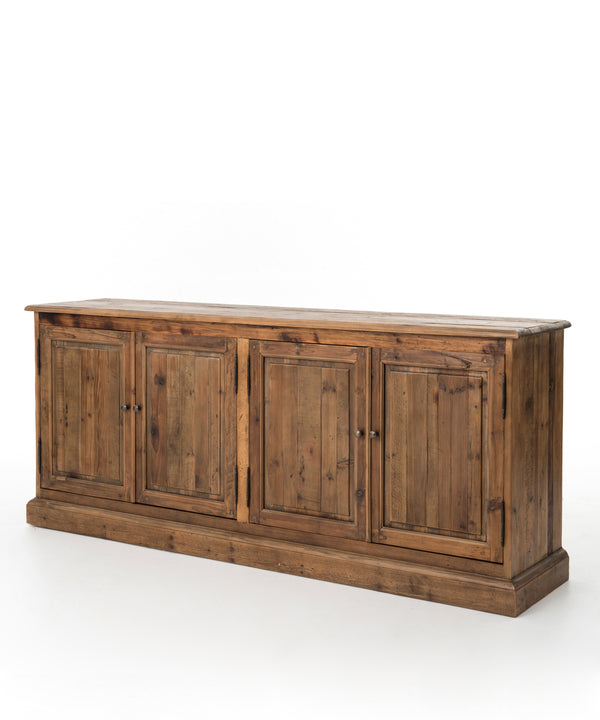 Millers Reclaimed Pine Credenza