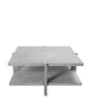Milton Coffee Table, Grey Cerused Oak